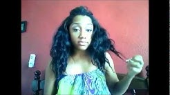 classy signature malaysian remy hair update/review