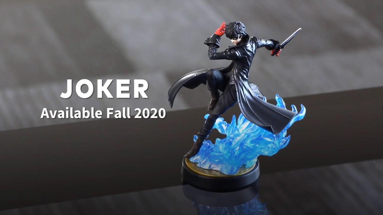 Joker και Hero : Δείτε τα 2 νέα amiibo!