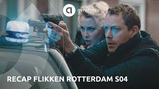 Recap Flikken Rotterdam: Blik in anderhalve minuut terug op het spannende seizoen 4