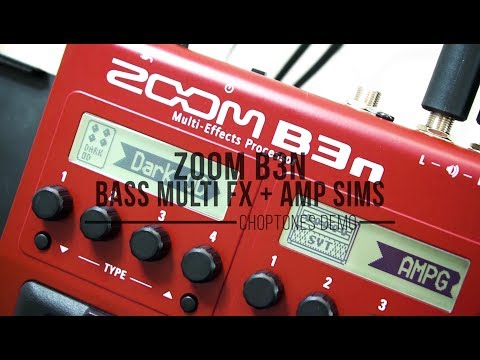 Zoom B3n - Demo & Playthrough
