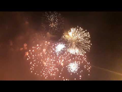 Москва. Салют/Фейерверк 9 мая 2019. День победы. Поклонная гора. Полное видео