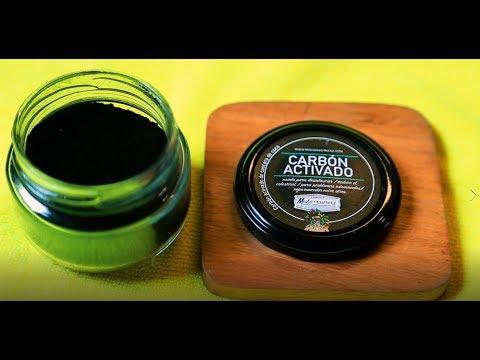 34a50f656b0 Mascarillas Caseras de Carbón Activado  ¿cómo sacar puntos negros del  rostro y limpiar la piel