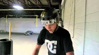 Game of BIKE Chase VS Dustin at The Factory