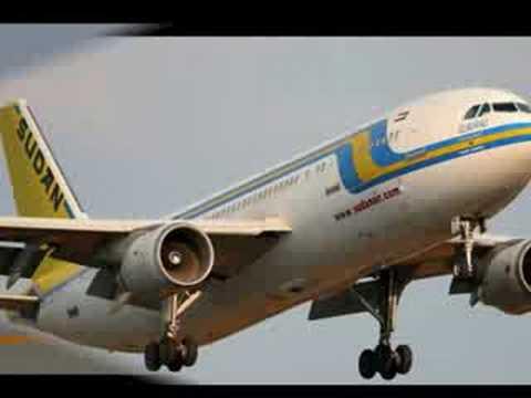 Sudan Airways vs Eritrean Airlines (Photos)