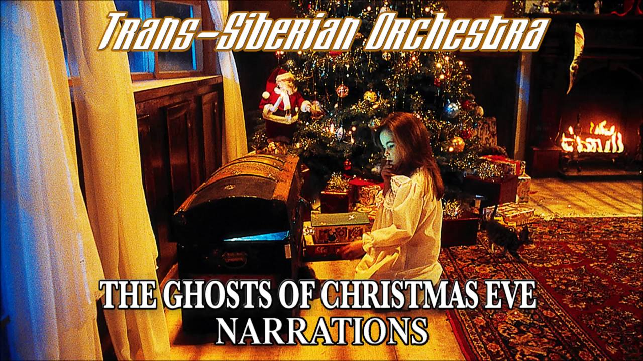 Trans-SIberian Orchestra: The Ghost of Christmas Eve Narrations ...