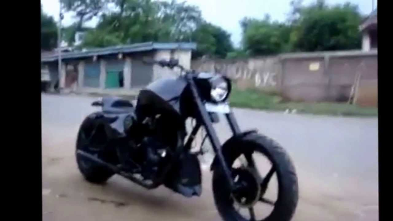 Modified Bikes Amazing Designs Youtube