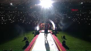 Galatasaray 39 da yeni transferler Türk Telekom Stadı 39 nda taraftarlarla buluştu