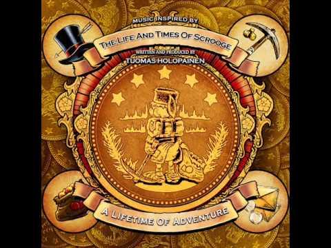 Tuomas Holopainen - A lifetime of adventure (alternative version)