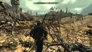 Как призвать дракона в Skyrim через консоль
