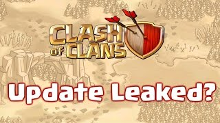Clash of Clans - New Update Possible Leaked Information