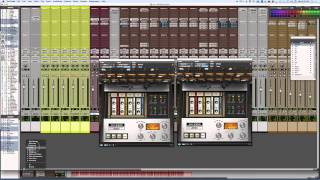 Mixing With Mike Mixing Tip: Using MultiTrack Analog Tape Emulations