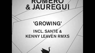 Romero & Jauregui - Growing (Original Mix) Souvenir Plus 12