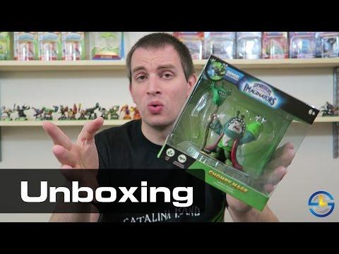Skylanders Imaginators Unboxing - Chompy Mage Single Pack