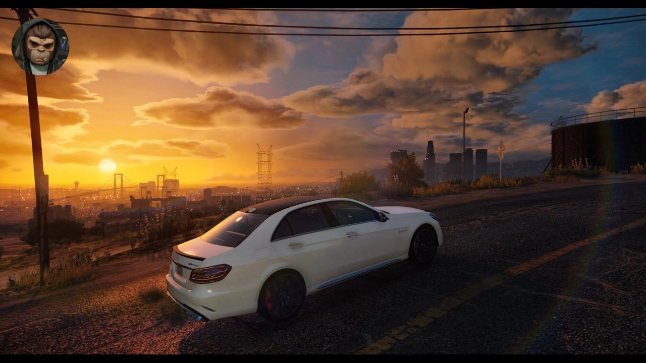 Ultra Realistic Hdr Graphics 60fps Gameplay: Best Mercedes AMG MODs M.V.G.A.