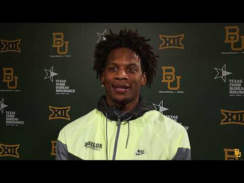 Baylor Basketball (M): From D3 To D1 With Freddie Gillespie