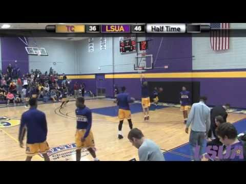 LSUA Men's Basketball vs Texas College