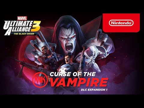 Review: Marvel Ultimate Alliance 3: Curse of the Vampire