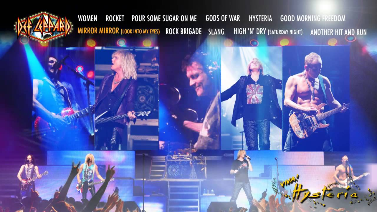 an overview of def leppard and its album hysteria Celebrate the 30th anniversary of the iconic album hysteria pre-order on 2lp overview updates 2 discussion 24 pledgers (june 7, 2017) legendary british rock 'n' roll icons def leppard celebrate the 30th anniversary of their seminal album hysteria, one of the best-selling and.