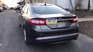 Автомобили из Америки в Украину ( Ford Fusion 2016 ). copart kiev ua(, 2017-02-21T03:13:54.000Z)
