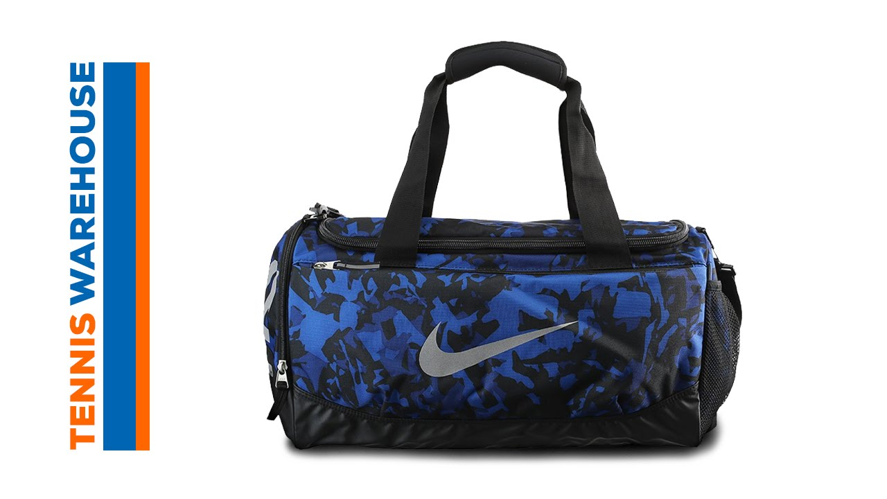 Nike Small Team Training Duffle Bag - YouTube 5442156a6fb17