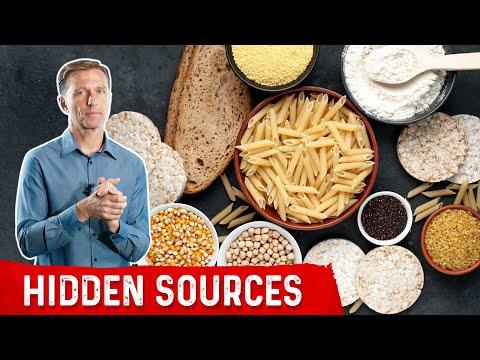 The Hidden Sources of Gluten: Surprising