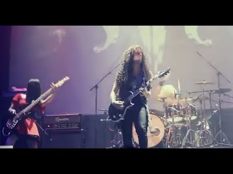 "Guitarist Marty Friedman debuts ""Whiteworm"" off new live album ONE BAD M.F. Live!!"
