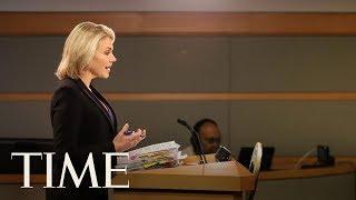 President Trump Expected To Pick State Spokeswoman Heather Nauert As The Next U.N. Ambassador   TIME