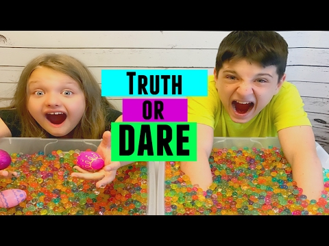 Download Youtube: Orbeez TRUTH Or DARE Challenge | Kid Friendly Challenges | Fun And Crazy  Kids