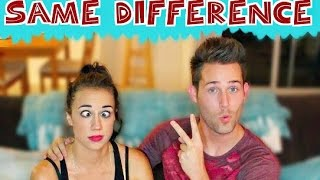 Same Difference Tag with Colleen!!!