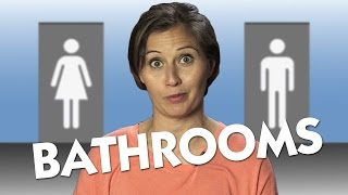 How can we go to the bathroom? (An investigation of potty politics)