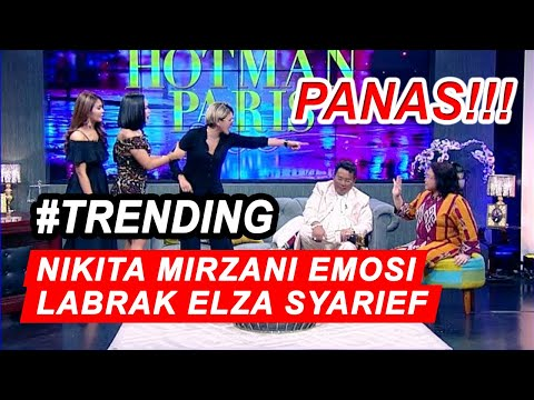 [FULL] Nikita Mirzani Ngamuk, Bentak, & Maki Pengacara Sajad Ukra, Elza Syarief Part 02 - HPS 29/08