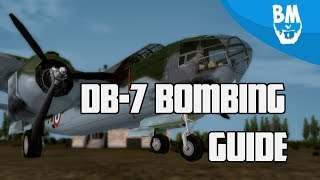 DB-7 Bomber | Guide - Tutorial | WWII Online: Battleground Europe