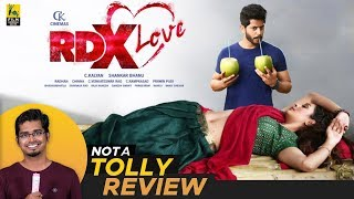 Not A Tolly Review | RDX Love | Hriday Ranjan
