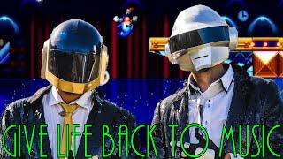 Daft Punk - Give Life Back to Music (Sega Genesis Remix)