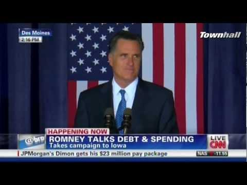 Romney: Obama Rejected The Clinton Doctrine Along With Transparency & Bipartisanship