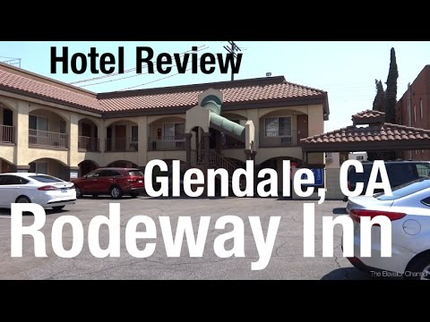 Hotel review rodeway inn regalodge glendale ca youtube hotel review rodeway inn regalodge glendale ca solutioingenieria Image collections