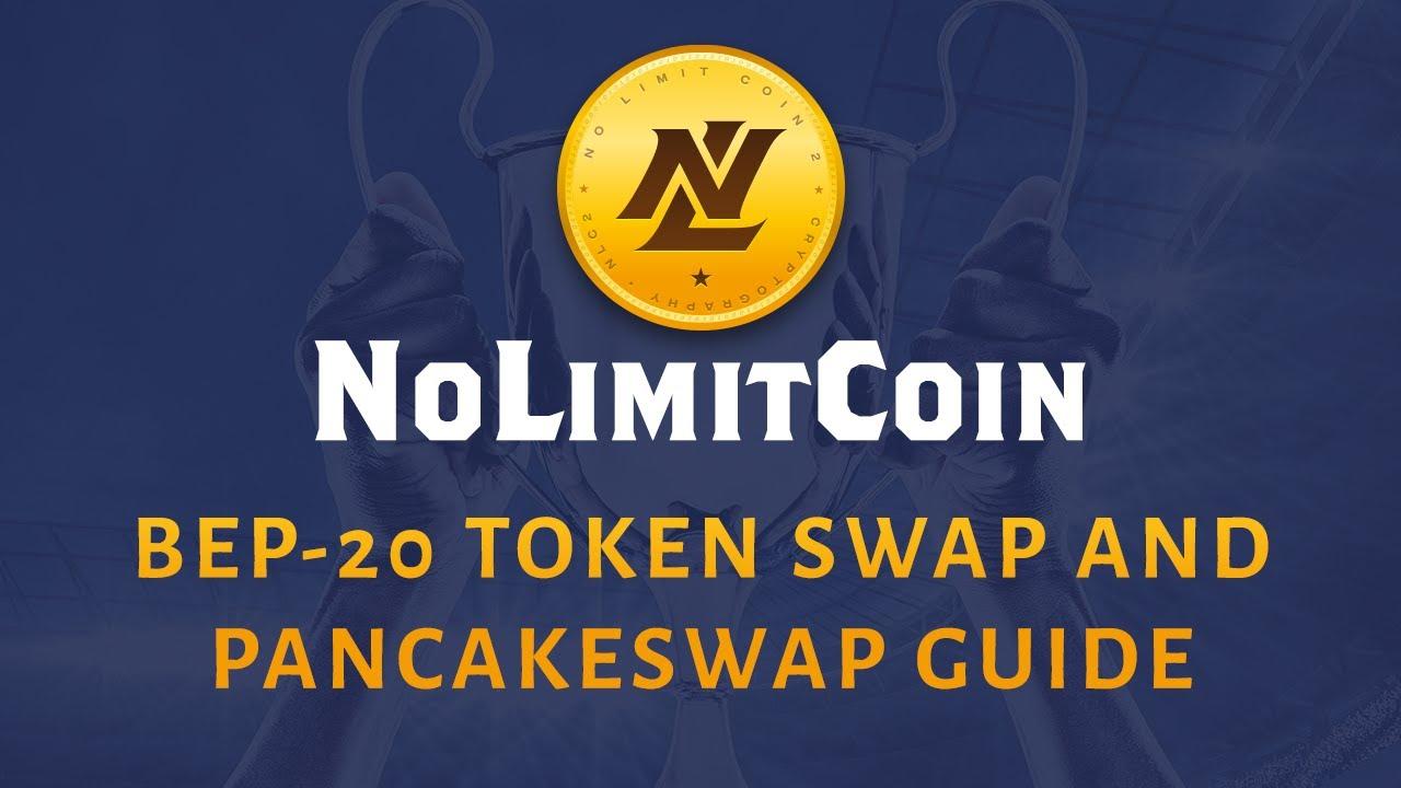 Nolimitcoin Bep 20 Token Swap And Pancakeswap Guide Diffcoin