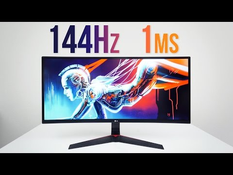 The Best Ultrawide Gaming Monitor? | LG 34UC79G-B