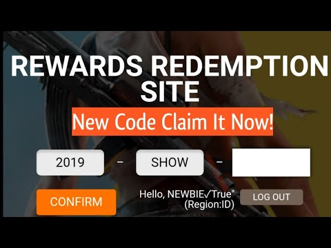 Reward Redemption new Code Claim Now Freefire 🔥 - YouTube