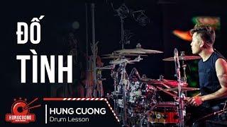 Đố tình - Hà Trần (Drum cam Hùng Cường) Drummer in VietNam