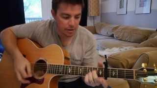 Raymond - Brett Eldredge (Beginner Guitar Lesson)