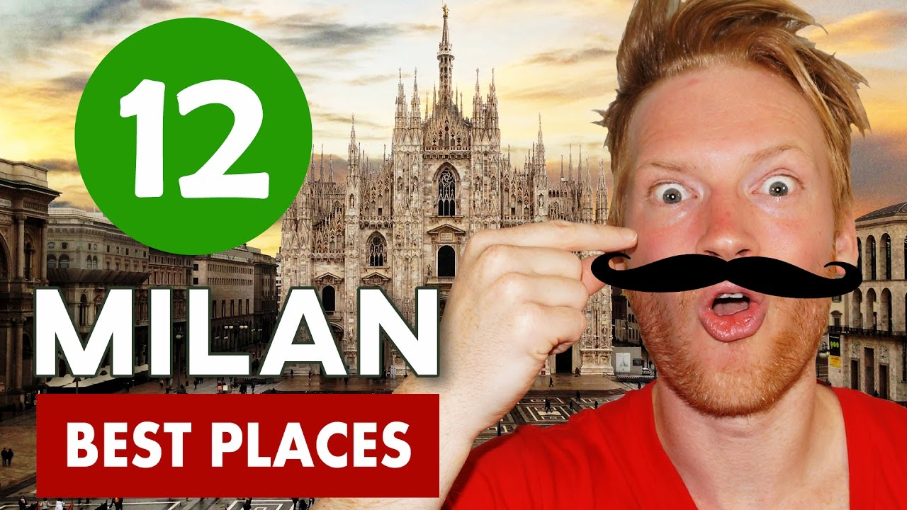 12 hidden secrets best places in milan italy youtube for Best places in milan