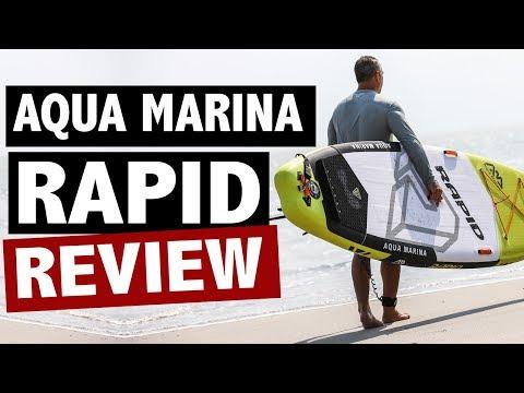 Aqua Marina RAPID Review (2018 SUP)