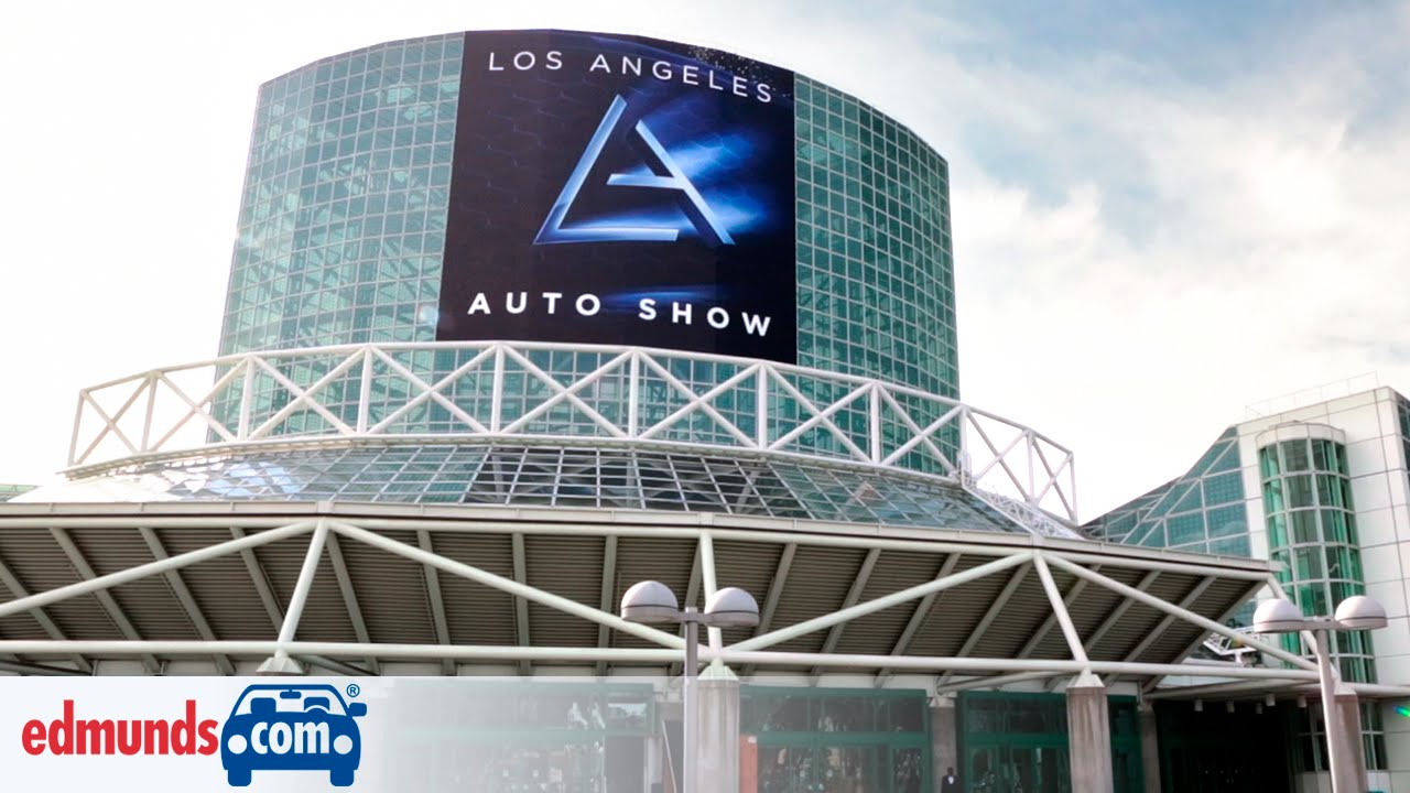 Elegant 16 New And Noteworthy Cars At The 2015 LA Auto Show  YouTube