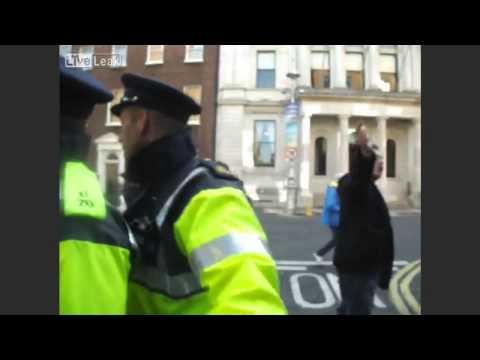 Gardaí Brutality in Ireland