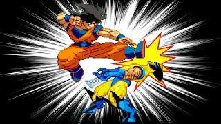 Goku VS Avengers (Director's Cut)