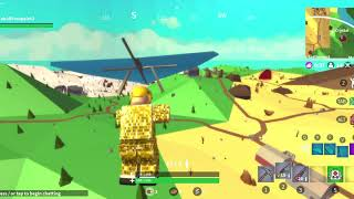 Victory Royal!? Roblox fortnite Gameplay
