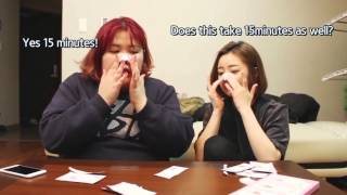 [ENG] Piggy Nose Pack Review by Subin&Bohwa