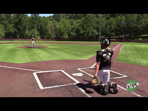 Eric Folsom — PEC - RHP - The Northwest School (WA) -July 24, 2017