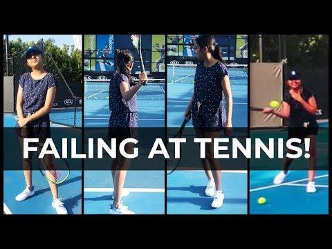 Failing At Tennis | Australian Open Vlog | MostlySane | Real Talk Tuesday